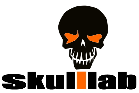 skulllabサーフボード